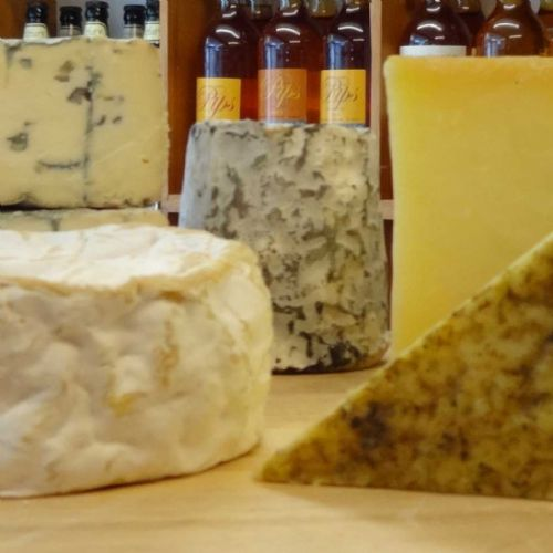 £20 British Cheese Selection